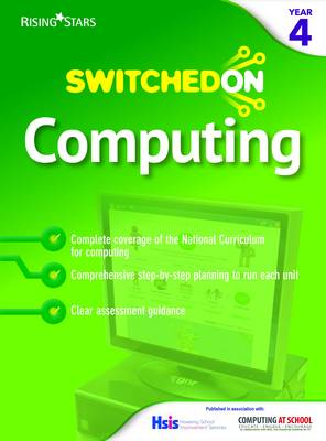 Switched on Computing Year 4 by
