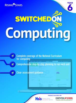 Switched on Computing Year 6 by