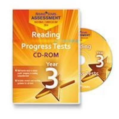 Rising Stars Assessment Reading Progress Tests Year 3 by