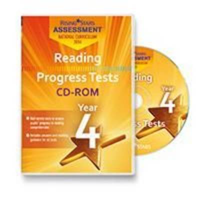 Rising Stars Assessment Reading Progress Tests Year 4 by