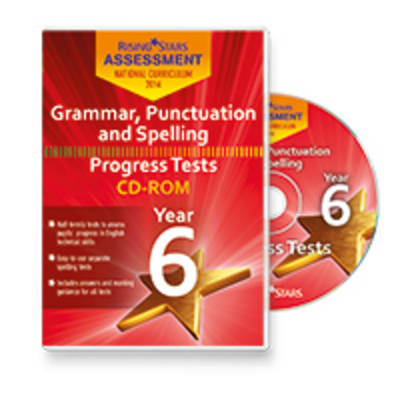Rising Stars Assessment Grammar, Punctuation and Spelling Year 6 by