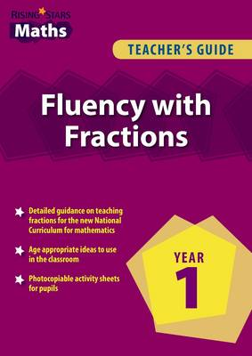Fluency with Fractions Year 1 by
