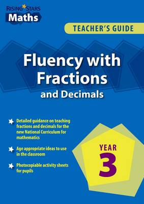 Fluency with Fractions Year 3 by