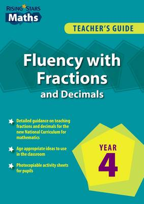 Fluency with Fractions Year 4 by