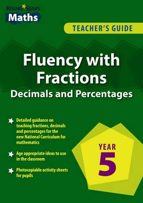 Fluency with Fractions Year 5 by