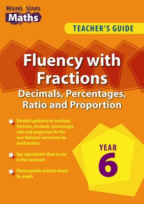 Fluency with Fractions Year 6 by