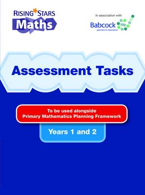 Rising Stars Maths Planning Framework Assessment Tasks Years 1 and 2 by