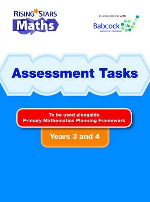 Rising Stars Maths Planning Framework Assessment Tasks Years 3 and 4 by