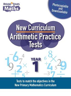 New Curriculum Arithmetic Tests Year 1 by