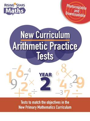 New Curriculum Arithmetic Tests Year 2 by