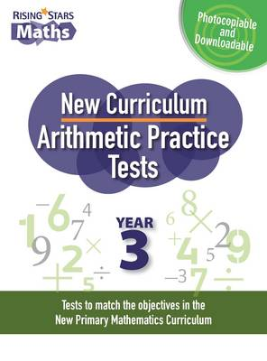 New Curriculum Arithmetic Tests Year 3 by