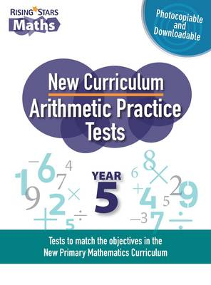 New Curriculum Arithmetic Tests Year 5 by