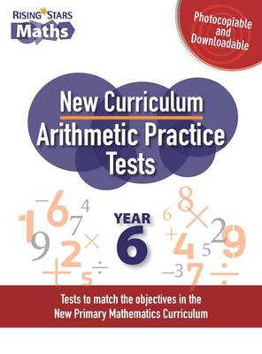New Curriculum Arithmetic Tests Year 6 by
