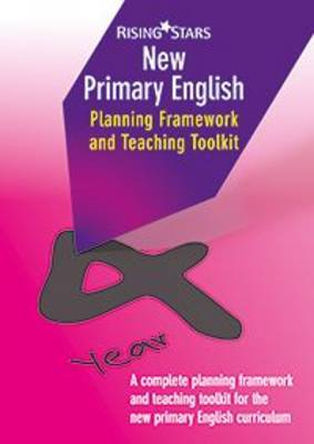 New Primary English Planning and Teaching Framework Year 4 by Madeleine Barnes, Shareen Mayers