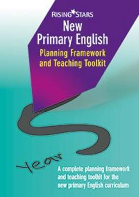 New Primary English Planning and Teaching Framework Year 5 by Madeleine Barnes, Shareen Mayers