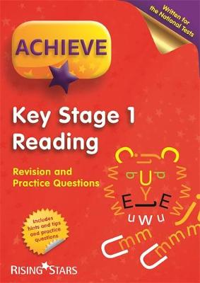 Achieve KS1 Reading Revision & Practice Questions by Helen Betts