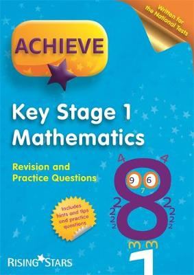 Achieve KS1 Maths Revision & Practice Questions by Trevor Dixon, Catherine Casey