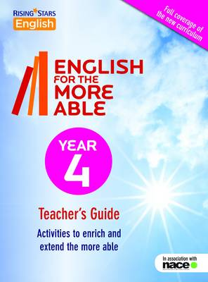 English for the More Able Year 4 by