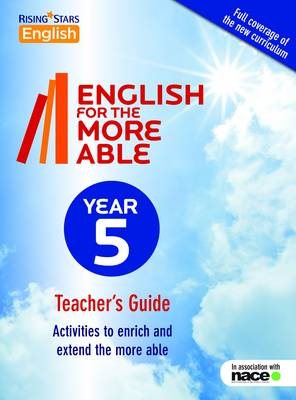 English for the More Able Year 5 by