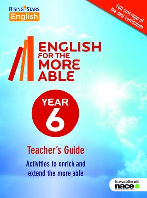 English for the More Able Year 6 by