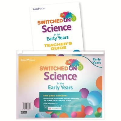 Switched on Science in the Early Years by Rosemary Feasey, Jane Winter