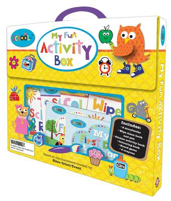 Schoolies My Fun Activity Box by Ellen Crimi-Trent