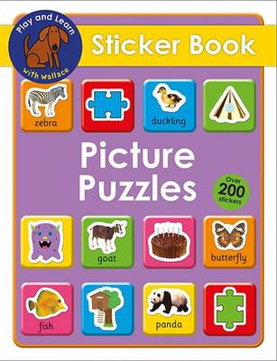 Picture Puzzles by Roger Priddy