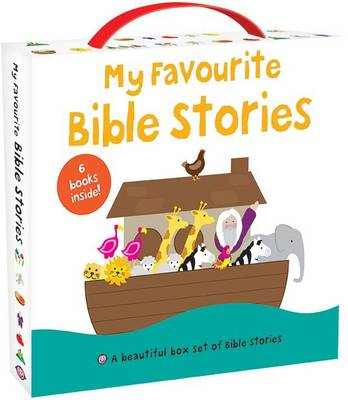 My Favourite Bible Stories by Roger Priddy