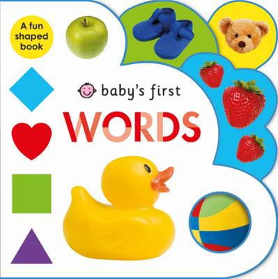 Baby's First Words by Baby's First