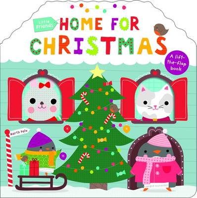 Home for Christmas by Roger Priddy