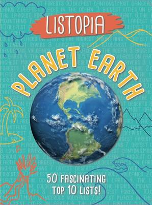 Listopia: Planet Earth by James, Jr Buckley