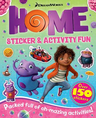 Sticker & Activity Fun by