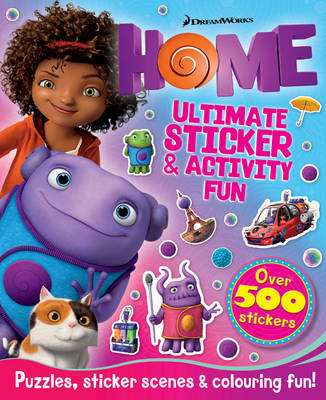 Ultimate Sticker & Activity Fun by