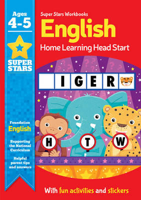 English Age 4-5 by