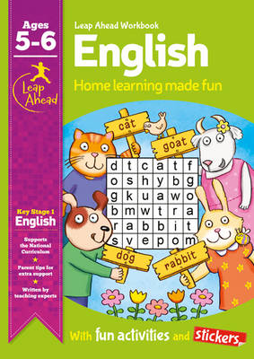 English Age 5-6 by