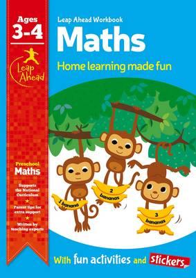 Math Age 3-4 by