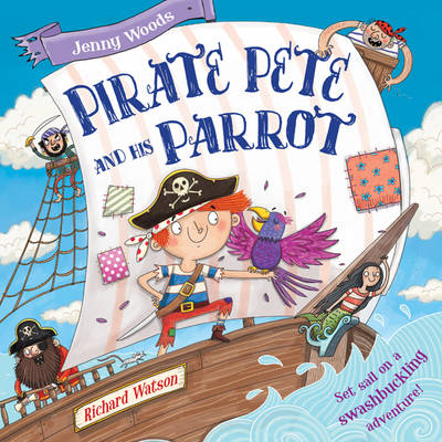 Pirate Pete's Parrot by