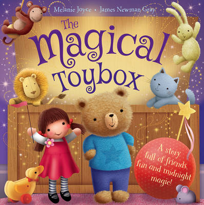 The Magic Toy Box by