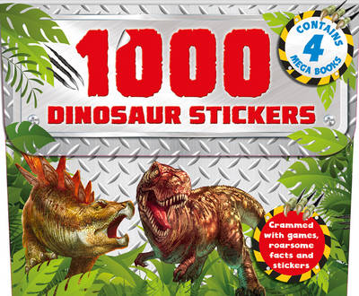 Dinosaur Activity Pack by