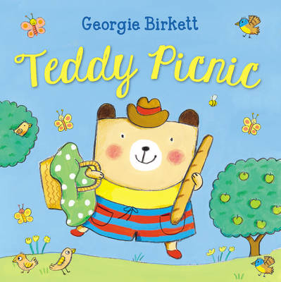 Teddy Picnic by Georgie Birkett