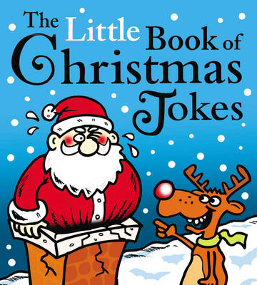 The Little Book of Christmas Jokes by Joe King