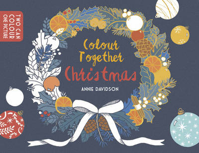 Colour Together: Christmas by