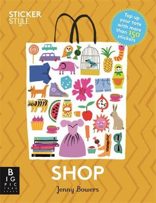 Sticker Style: Shop by Jenny Bowers, Laura Ljungkvist