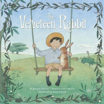The Velveteen Rabbit by Ruth Martin, Margery Williams