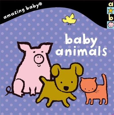 Baby Animals Amazing Baby by Emma Dodd