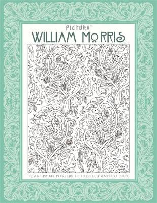 Pictura Prints: William Morris by Louise Angelicas