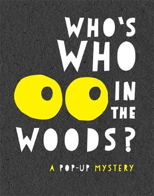 Who's Who in the Woods by Andy Mansfield, Eryl Norris