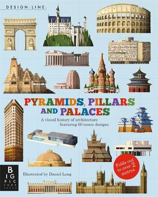 Design Line: Pyramids, Pillars and Palaces by Neil Lockley