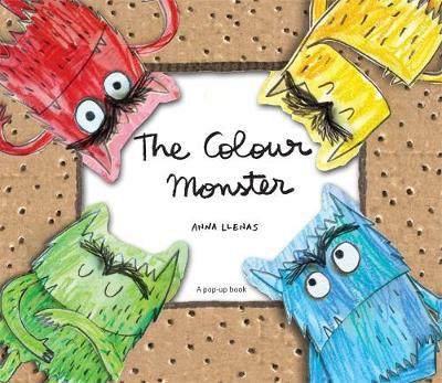 The Colour Monster Pop-Up by Anna Llenas