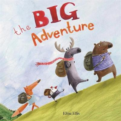 The Big Adventure by Elina (Author) Ellis